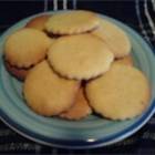 Betz's Good Sugar Cookies - This recipe has been handed down from my great-great grandmother at least.  We're not sure how far it goes back, but does go back to the early 1900's at least.