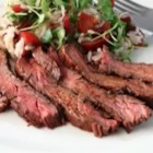 Marsala Marinated Skirt Steak - Chef John's recipe for Marsala wine-marinated skirt steak truly shines as delicious proof that skirt steak is always fabulous on the grill.