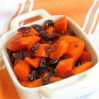 Carrots and Cranberries - Buttery and sweet, this side dish of carrots cooked with cranberries will delight even the smallest critics at the dinner table.