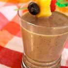 Kids' Choice Healthilicious Pineapple Smoothie - This kid-pleasing smoothie made with spinach, pineapple, raspberries, and blueberries is a great way to get greens into your diet.