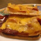 Hawaiian Sandwiches - An unusual layered brunch sandwich, old family weekend favorite.  A delicious flavor combination of bacon, cheese and pineapple. You'll see why they call Hawaii the Sandwich Islands!