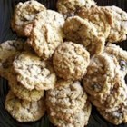 Buffalo Chip Cookies - My mom made these cookies when I was growing up. They're called Buffalo Chip Cookies because of their big size. I hope you enjoy them as much as I have.