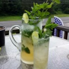 Mojitos by the Pitcher - Whip up a whole batch of mojitos by the pitcher using plenty of mint leaves and limes for a refreshing summer drink.