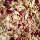 Almond Maple Coconut Granola - Make your own almond, maple, and coconut granola for a sweet and crunchy cereal in under 1 hour.