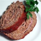 That's-a Meatloaf - Interesting, elegant twist on the same old meatloaf. Good enough for company, easy enough for everyday.