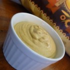 Sharkie's Green Sauce - Sharkie's green sauce, made with avocados, green chile peppers, and sour cream, is a quick and easy dip to serve with tortilla chips.