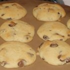 Sour Cream Chocolate Chip Cookies - These are so moist and chewy, they won't last long in your house!