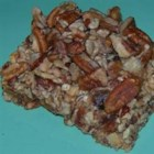 Pecan Almond Date Bars - Pecan and almond date bars are a hearty snack perfect for hiking or camping when you need an extra boost in the afternoon.