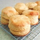 Easy Biscuits - Three ingredient biscuits.