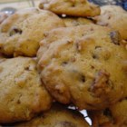 Chocolate-Chunk and Pecan Cookies - Brown sugar and chocolate chunks...m-m-m-m-m-m