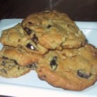 Grandma Orcutt's Date Cookies - Sliced brown sugar refrigerator cookies with dates and walnuts -- heavenly if served warm from the oven.