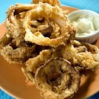 Grandma's Onion Rings (Southern Style) - This is a very delicate onion ring. My Grandmother's recipe. I have never found any to compare to hers.