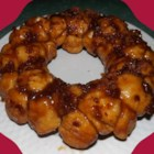 Maple Bacon Monkey Bread - Maple bacon monkey bread has a wonderful mix of sweet and salty and will make everyone happy at brunch.