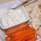 Seasoned Cottage Cheese - Serve this aromatic chilled dip  with crackers and veggies. Caraway seed and chives contribute to the delicate flavor.