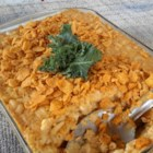 Mom's Macaroni and Cheese - Most recipes for macaroni and cheese use cheddar; this one uses American cheese. My mom learned to make this in Home Economics class in the 1930's and it has been a favorite in my family since then.