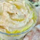 Sesame Seed Oil Hummus - Sesame seed oil is substituted for tahini in this quick and easy recipe for hummus.
