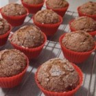Vegan Zucchini Banana Bread Muffins - Vegan zucchini and banana bread muffins made with applesauce and vegetable oil are a hearty and delicious way to start the day.