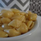 Simple Macaroni and Cheese - Quick and easy macaroni and cheese is simple to prepare with 7 ingredients you may already have on hand for a comfort-food meal.