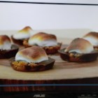 S'mores Indoors - Oven-baked s'mores have all the flavors and textures of fire-roasted s'mores but can be prepared indoors any time of year!