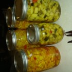 Zucchini Relish - Shredded zucchini is livened up by refreshing cilantro and zesty lime juice. This uncooked relish is easy to make and absolutely delicious.