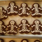 Chocolate Cut Out Cookies - A great cookie for cutouts that are brown in color:  footballs, animals, leaves, etc.