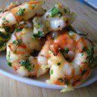 Simple Garlic Shrimp - If you like shrimp and LOVE garlic, I hope you give this fast and delicious recipe a try soon. Enjoy!
