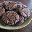 Canadian Molasses Cookies - This recipe comes from Prince Edward Island and contains no butter.