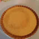 Chess Pie IV - So simple, this rich pie 's recipe only calls for four ingredients, not counting the crust. Butter, eggs, and vanilla are melted, whipped and stirred together, and then baked in a crust for an hour.