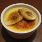 Creme Brulee II - A wonderful baked creme brulee.  Use white or brown sugar for the top. If you do not have a kitchen torch, a regular propane torch can be used or simply place the custard under the broiler for a few minutes.