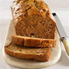 Banana Nut Bread by PAM(R) - A very moist honey-sweetened loaf with lots of banana flavor.