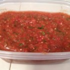 Grandma Skerston's Secret Salsa - This recipe for tomato salsa has been handed down through generations and is always a crowd-pleaser.