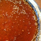 Incredible Watermelon Pie - Watermelon pie with a sesame seed crust. This is a traditional Greek recipe. When I first heard of it, I was very reluctant to try something so strange. After tasting it, it turned into one of the family's favorite desserts. And it is very easy to make! Sprinkle with a little extra cinnamon before serving if you wish.