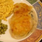 Haddock Bubbly Bake - This is really great served with mashed potatoes and peas or veggie of your choice. This dish is a favorite of Nova Scotia, Canada.