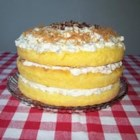Pig Picking Cake II - Mandarin oranges in the cake and pineapple, pecans and coconut in the filling. From living down south and all the get-togethers for Pig Picking, this cake is a sure winner with people from the Southerners as well as the Northerners. This cake brings us all together.