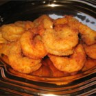 Easy Breaded Shrimp - Easy, good, and wonderful for a family dinner.