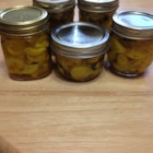 Pickled Squash - Set some of that abundant summer squash aside for the winter months with this awesome pickled squash recipe.