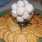 Thanksgiving Cheese Ball - Similar to other cheese ball recipes, yet different! Our family has this every year as a prelude to Thanksgiving dinner, along with a relish tray, to use up those last few minutes while the turkey's browning. Double it and freeze one for New Year's! Serve with an array of crackers.
