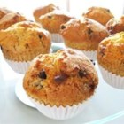 Chocolate Chip Muffins - Easy, quick and good!