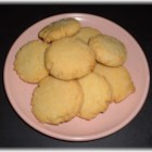 Lemon Pudding Cookies - Cookies with instant lemon pudding in the recipe.