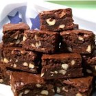 Victory Brownies - I made these on election day and friends and co-workers loved the hint of orange and the sparkle of heat from a pinch of cayenne pepper. Hazelnuts are a star in these brownies, but walnuts can be substituted.