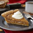 Maple Sugar Pie - A Canadian classic, this pie is so simple to make! The maple aroma is absolutely heavenly while it is baking.