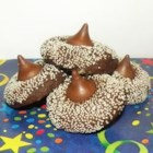 Chocolate Thumbprints II - Chocolaty chocolate thumbprint cookies. You need a big glass of milk with these babies.