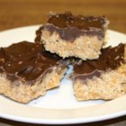 Butterscotch Rice Krispies(R) Bars - Don't let a lack of marshmallows keep you from making a treat from that crispy rice cereal in your cupboard. Butterscotch and chocolate chips will get it done!