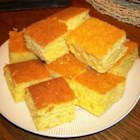 Real Southern Cornbread - Pure, unsweetened corn bread is first cooked over high heat in a cast-iron skillet before baking into the oven.  This is a traditional Southern approach to making this popular bread.