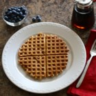 Healthy Multigrain Chia Waffles - Multigrain chia seed waffles made with oats and whole wheat flour are a hearty way to start the day.