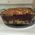 Grandma Ruth's Peach Dump Cobbler - Make a cobbler just like grandma used to make with this quick and easy recipe for peach cobbler.