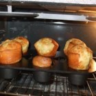 Popovers - This recipe is for traditional popovers.  They can be served plain, but my family prefers them with raspberry butter.