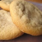 Maple Cookies - Rich and golden with a rich maple flavor.