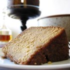 Two Ton Bourbon Pecan Cake - Fragrant with vanilla and nutmeg, and loaded with brown sugar and pecans, this cake is further fortified with hefty rounds of bourbon.