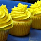 Lemon Cupcakes with Lemon Frosting - The lemon lovers in your life will devour these lemon cupcakes topped with a sweet lemon frosting.